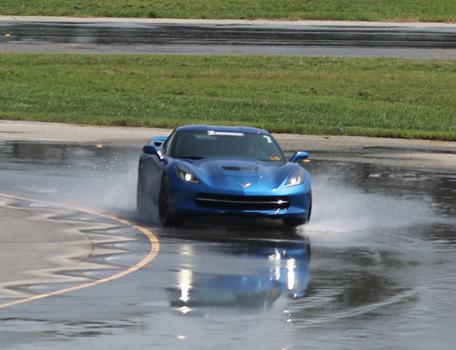 Wet Handling Track