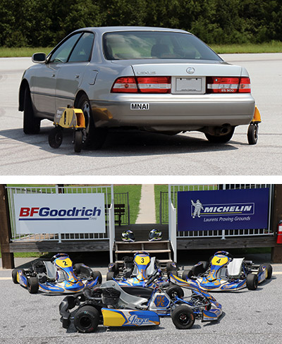 Drift Car and Kart Fleet