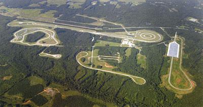 MLPG Aerial View